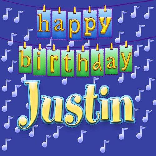 Amazon.com: Happy Birthday Justin: Ingrid DuMosch: MP3 Downloads