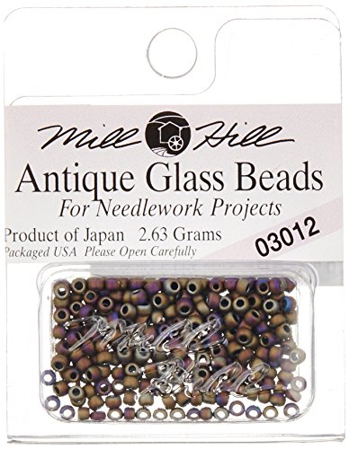 Mill Hill Antique Glass Beads - Mill Hill Antique Glass Seed Beads
