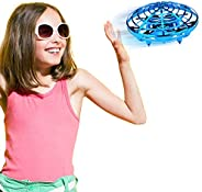 Jasonwell Hand Operated Drone for Kids Toddlers Adults - Hands Free Mini Drones for Kids Flying Toys Gifts for Boys and Girl