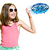 Jasonwell Hand Operated Drone for Kids Toddlers Adults - Hands Free Mini Drones for Kids Flying Ball Toys for Boys and Girls UFO Hand Drone Kids Self Flying Drone for 6 7 8 9 10 11 12 Years Old