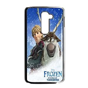 Frozen For LG G2 Csae protection Case DH565401