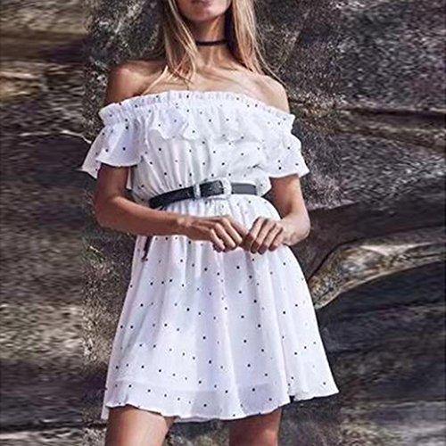 Moda Sonnena Mujer Vestidos Verano 2018 zATPw