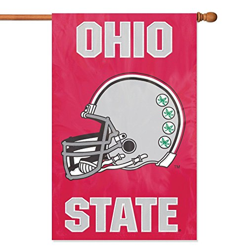 Party Animal Ohio State Buckeyes Helmet Banner College Flag