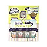 Little Remedies 11 Piece New Baby Essentials Kit with Travel Bag