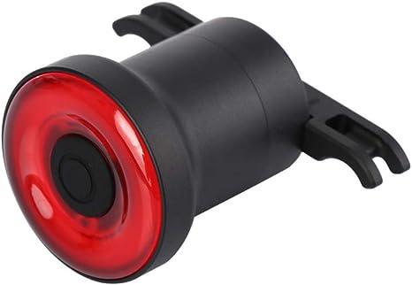 Genenic Xlite100 Luz Trasera Inteligente para Bicicleta, USB, luz ...