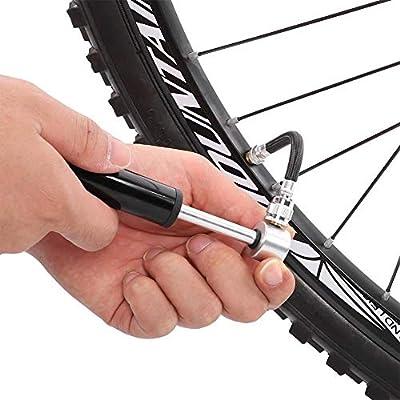 Starbun Mini Bomba portátil - Mini Bicicleta portátil Bicicleta ...