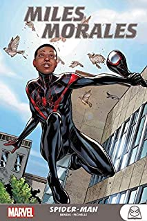 Book Cover: Miles Morales: Spider-Man