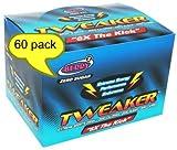 60 Pack - Tweaker Energy - Berry - 2oz.