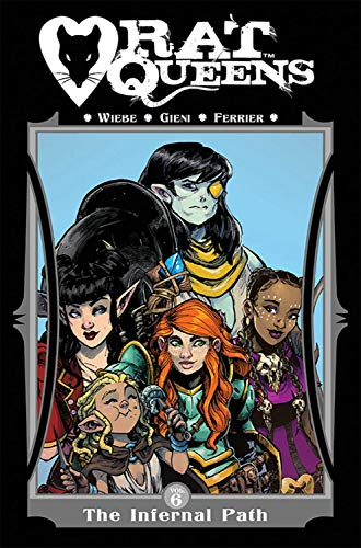 Pdf Graphic Novels Rat Queens Volume 6: The Infernal Path