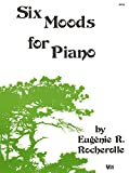 img - for WP36 - Six Moods for Piano book / textbook / text book