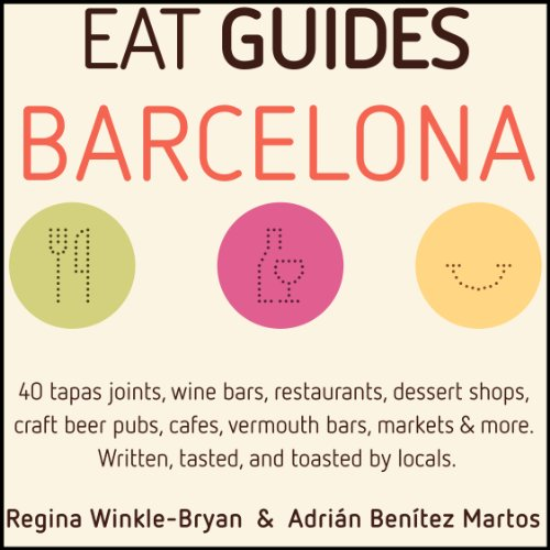 Eat Guides - Barcelona: Local food & drink guide to Barcelona, Spain (Regina Barcelona)