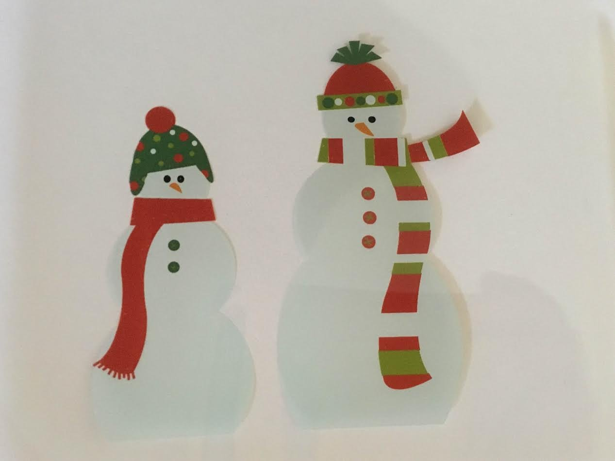 Holiday Candy Dish Serving Platter Snowmen Divided Glass Christmas Tableware Dessert Plate Snowman Appetizer Plate Pampered Chef Snowmen Candy Dish