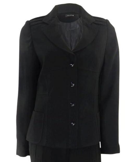 Zara – Chaqueta para mujer negro negro