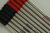 10 Cross Quality Original Intrepid Medium Red and Black Ballpoint Refills ...