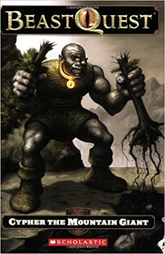 CYPHER THE MOUNTAIN GIANT # 3 (BEASTQUES