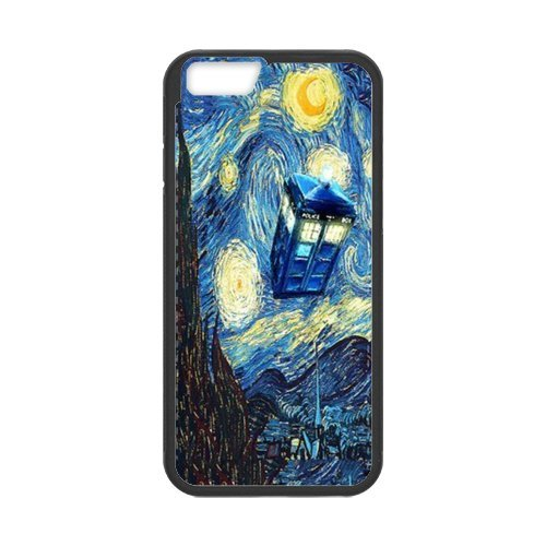 "Fayruz - iPhone 6 Rubber Cases, Doctor Who Hard Phone Cover for iPhone 6 4.7"" F-i5G68"
