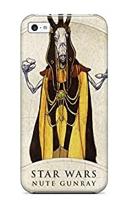 Faddish Phone Star Wars Episode I Concept Art Phantom Menace People Movie Case For Iphone 5c / Perfect Case Cover
