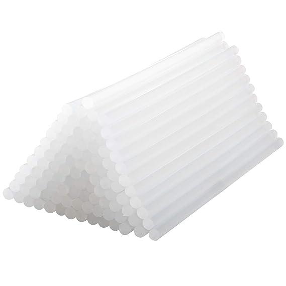 100 piezas de pegamento en fusión caliente WisFox, 0.28