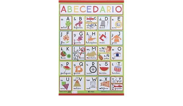 Abecedario / mudo, : S.A. Edigol Ediciones and Edigol Ediciones ...