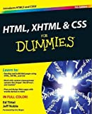 HTML, XHTML   CSS FD, 7E (For Dummies)