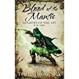 Blood of the Mantis (Shadows of the Apt 3)