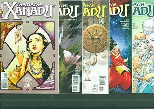 Madame Xanadu 1-29 NM Complete Run DC Vertigo Comics Full Set CBX1E
