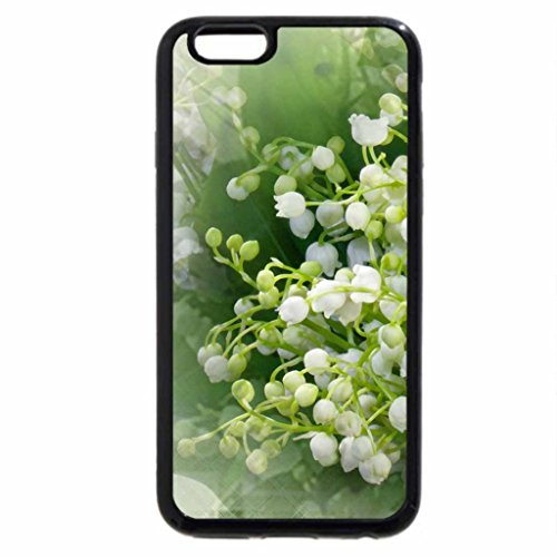 iPhone 6S Plus Case, iPhone 6 Plus Case, Butterfly Lily Valley