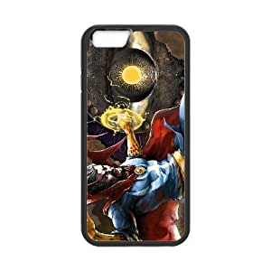 Doctor Strange iPhone 6 Plus 5.5 Inch Cell Phone Case Black JD7675124