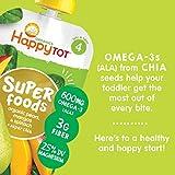 Happy Tot Organics Stage 4 Superfoods Variety