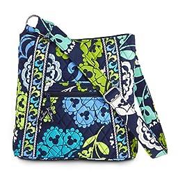 Disney Vera Bradley Where\'s Mickey? Hipster Bag