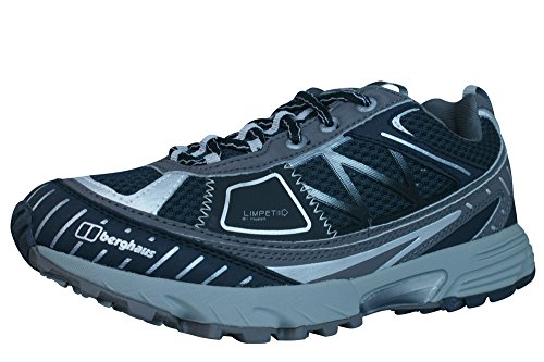 Berghaus Limpet LowTecnología Trail de Mujeres Entrenadores / Zapatos Black