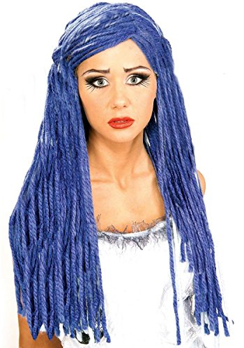 Rubie's Costume Corpse Bride Wig, White, One Size -