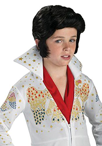 Rubies Elvis Presley Child Wig -
