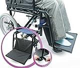 Wheel Chair Low Profile Leg Cushion