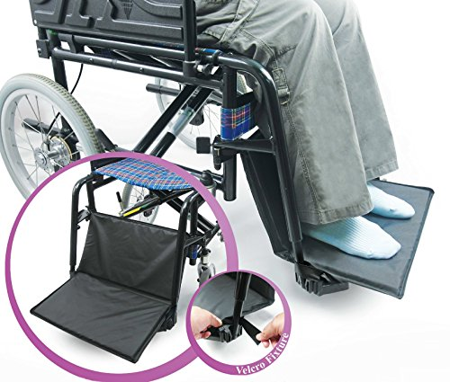 Wheel Chair Low Profile Leg Cushion