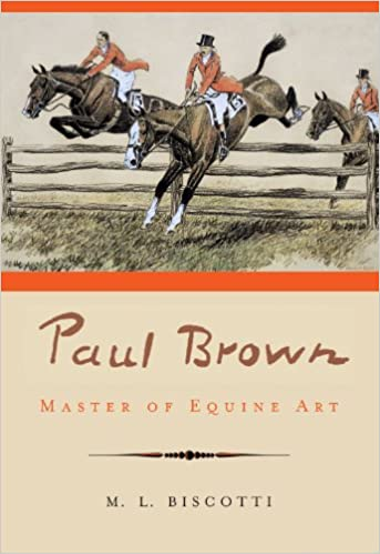 Read Paul Brown: Master of Equine Art PDF