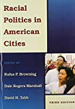 img - for Racial Politics In American Cities- (Value Pack w/MySearchLab) (3rd Edition) by Rufus P. Browning (2009-01-10) book / textbook / text book