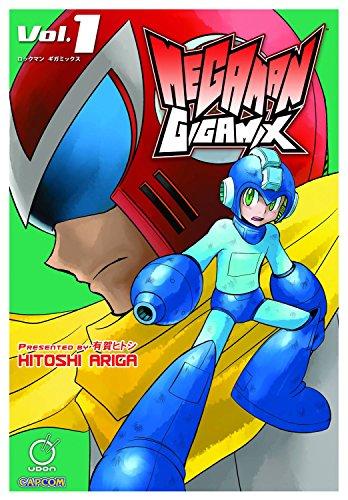 Book : Mega Man Gigamix Volume 1 - Hitoshi Ariga