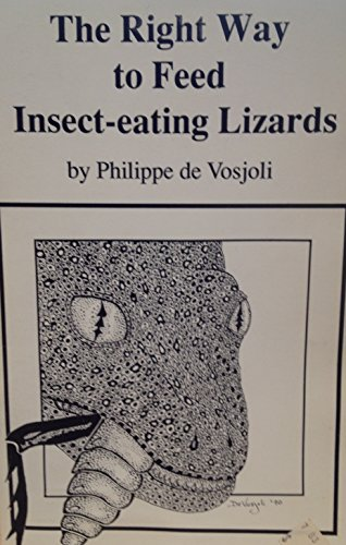 The Right Way to Feed Insect Eating Lizards