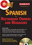 Kyпить On Target: Spanish for Restaurant Owners and Managers (On Target Audio CD Packages) на Amazon.com