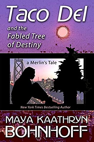 book cover of Taco Del and the Fabled Tree of Destiny