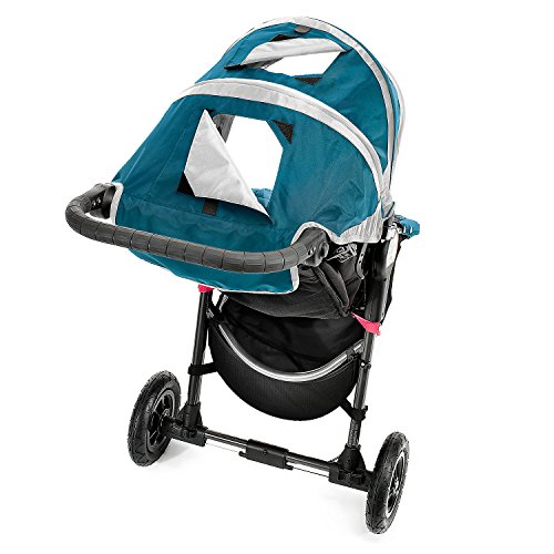 Baby Jogger 2016 City Mini Gt Single Stroller Teal Gray