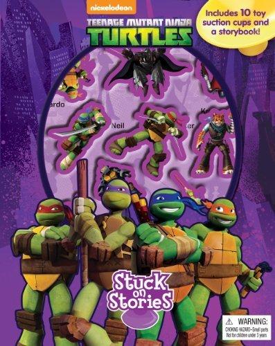 Teenage Mutant Ninja Turtles Stuck on Stories by Phidal ...