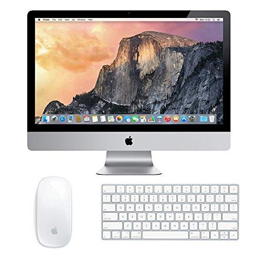 Apple iMac MF883LL/A 21.5-Inch 500GB Desktop (Renewed) (Imac Pc)