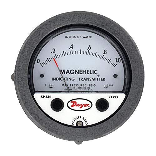 605-6 MAGNEHELIC IND XMTR