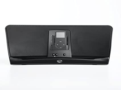 amazon com klipsch igroove hg all in one ipod shelf system home rh amazon com