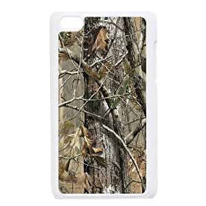 JenneySt Phone CaseCamo Tree Pattern FOR IPod Touch 4th -CASE-18