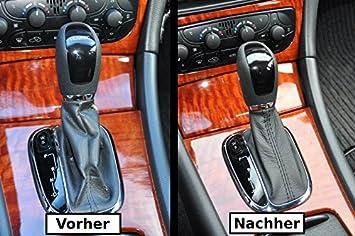 Funda para Palanca de Cambio para Mercedes Clase C W203 Automatik N251: Amazon.es: Coche y moto