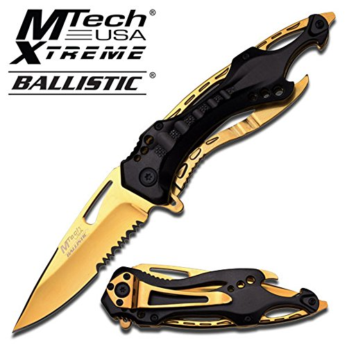 Mtech Ballistic Titanium Bottle Folding product image