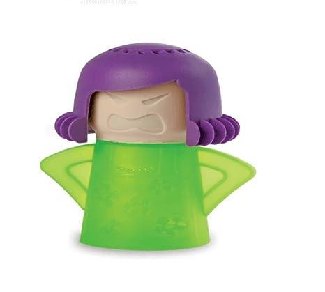 Polo Honey para los clubes el microondas cocina Mama Angry Birds Gizmo limpiador herramienta (verde